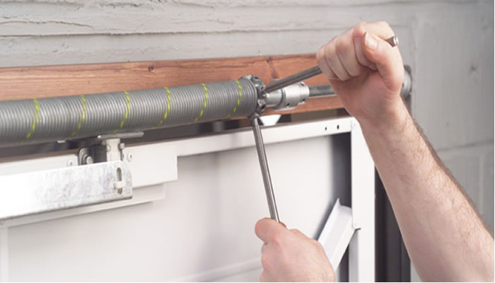 Repairs to garage door mechanisms